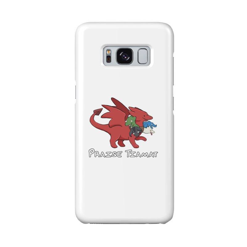 Praise Tiamat Accessories Phone Case by DnDoggos's Artist Shop