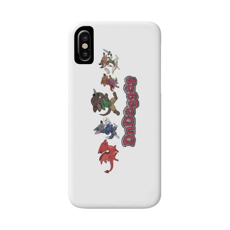 The DnDoggos Accessories Phone Case by DnDoggos's Artist Shop