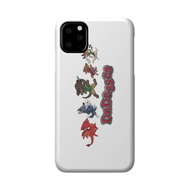 The DnDoggos Accessories Phone Case by DnDoggos's Artist Shop