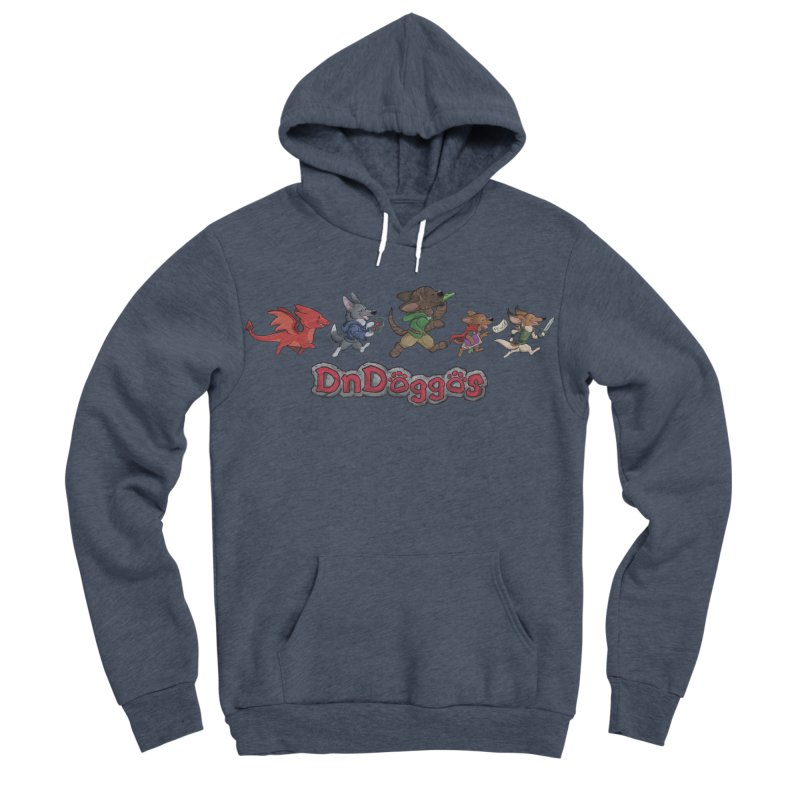 The DnDoggos Women's Pullover Hoody by DnDoggos's Artist Shop