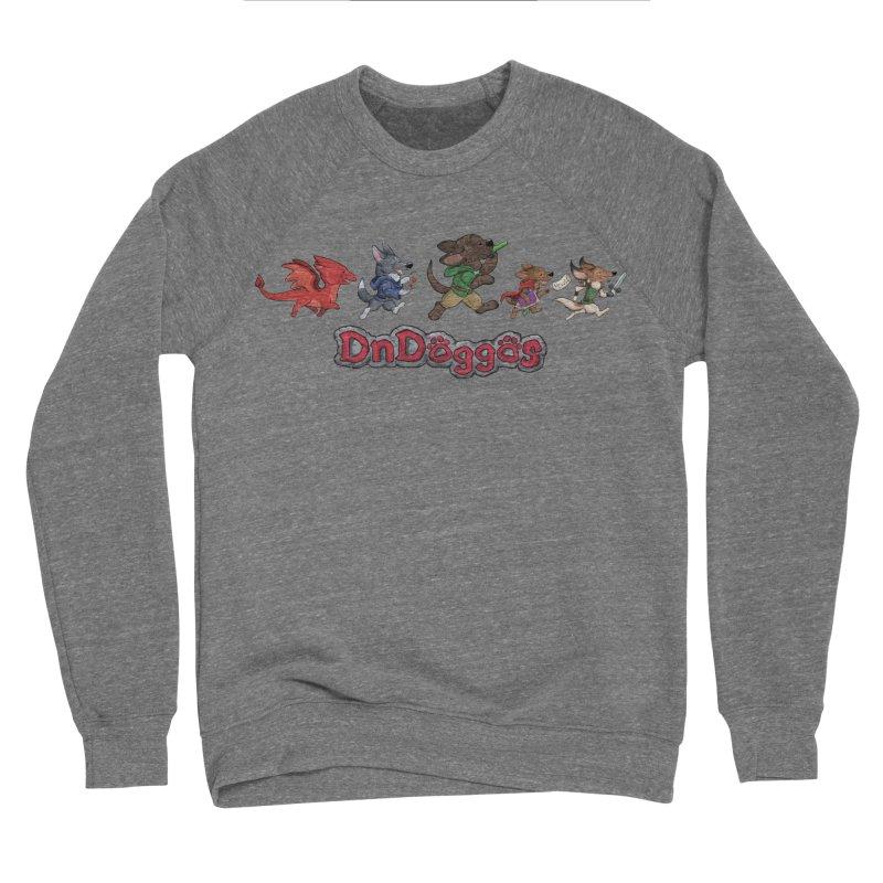 The DnDoggos Women's Sponge Fleece Sweatshirt by DnDoggos's Artist Shop