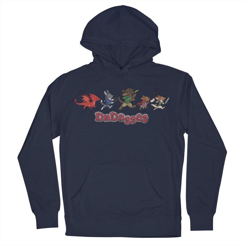The DnDoggos Men's Pullover Hoody by DnDoggos's Artist Shop