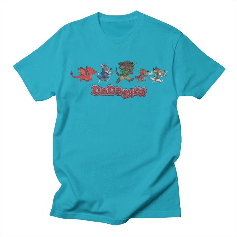 The DnDoggos Women's Regular Unisex T-Shirt by DnDoggos's Artist Shop