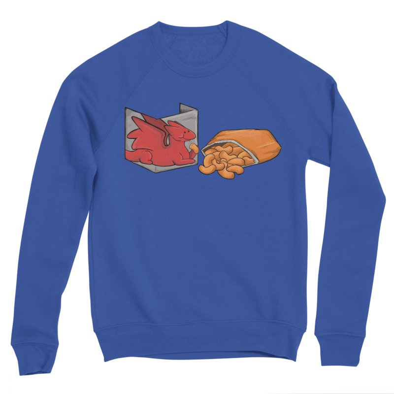 Munchies Men's Sweatshirt by DnDoggos's Artist Shop