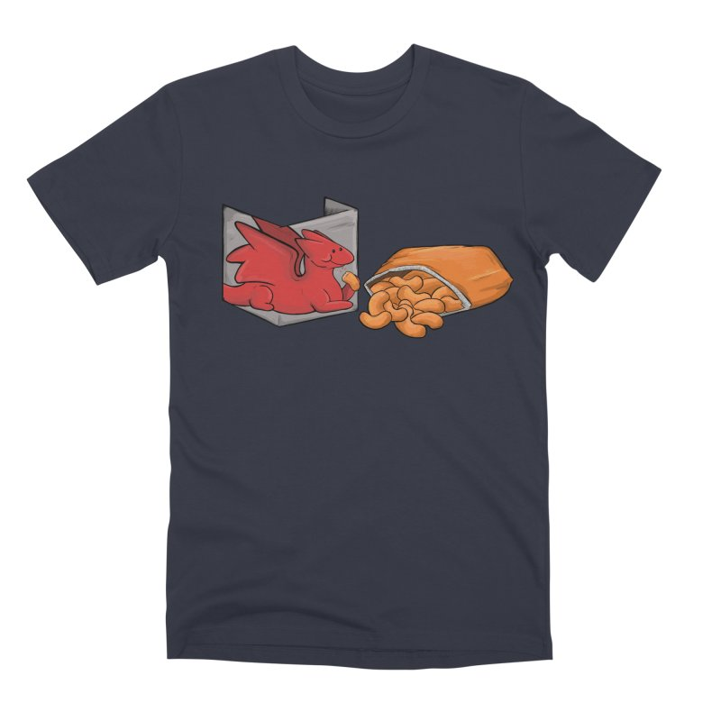 Munchies Men's T-Shirt by DnDoggos's Artist Shop