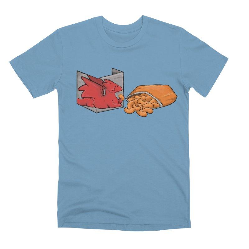 Munchies Men's T-Shirt by DnDoggos's Artist Shop