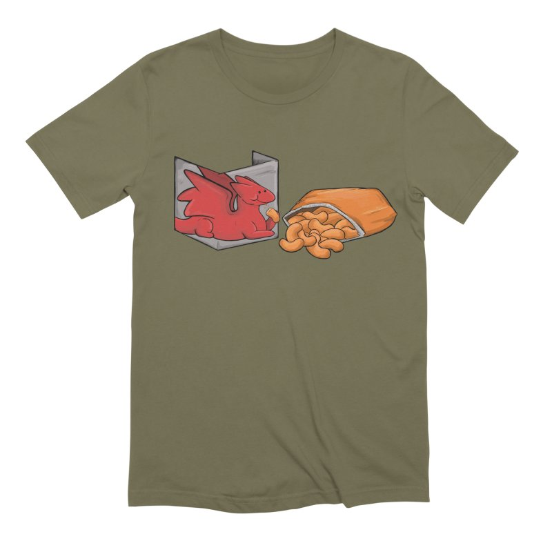 Munchies Men's Extra Soft T-Shirt by DnDoggos's Artist Shop