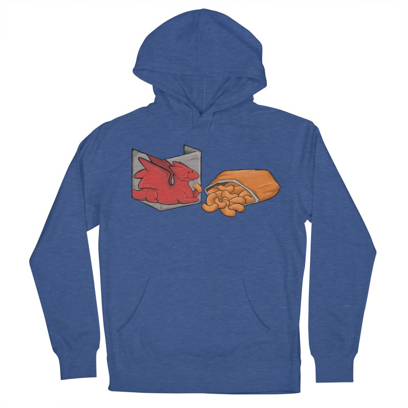 Munchies Women's French Terry Pullover Hoody by DnDoggos's Artist Shop