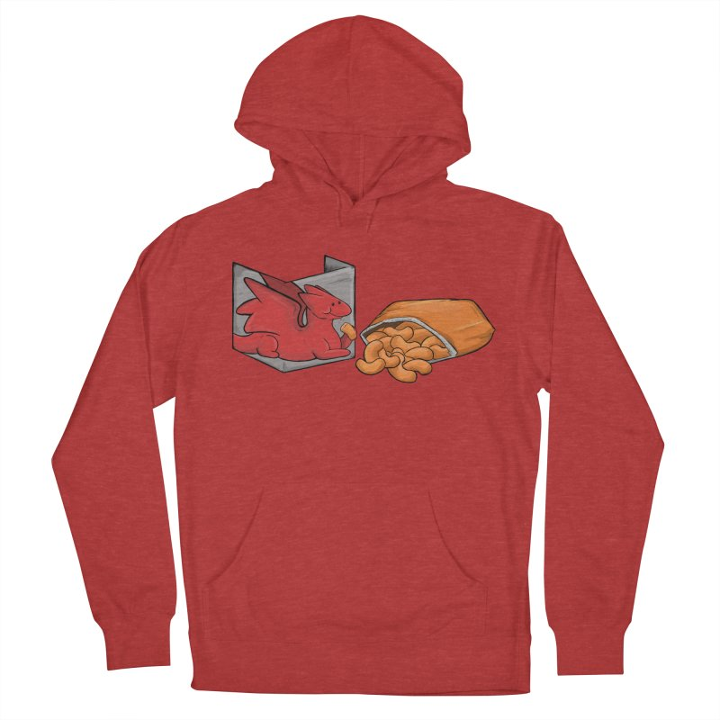 Munchies Men's French Terry Pullover Hoody by DnDoggos's Artist Shop
