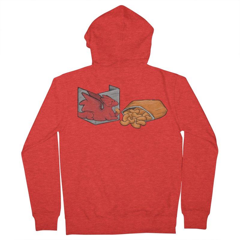 Munchies Women's Zip-Up Hoody by DnDoggos's Artist Shop