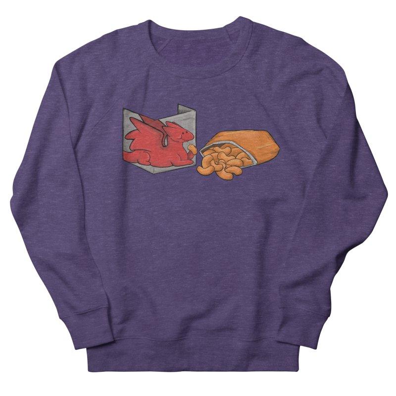 Munchies Women's French Terry Sweatshirt by DnDoggos's Artist Shop