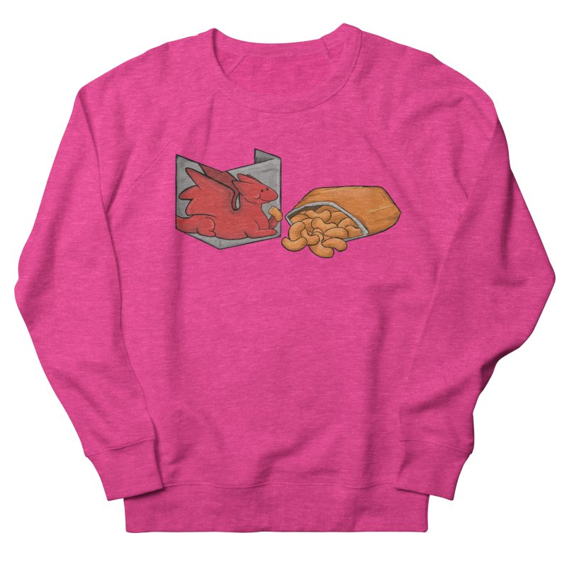 Munchies Women's French Terry Sweatshirt by DnDoggos's Artist Shop