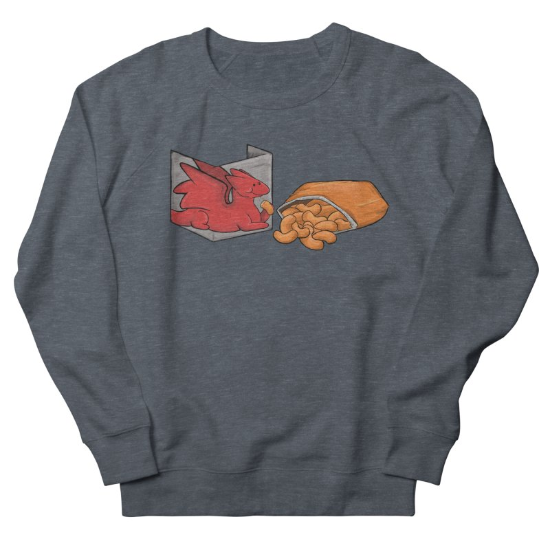 Munchies Men's French Terry Sweatshirt by DnDoggos's Artist Shop