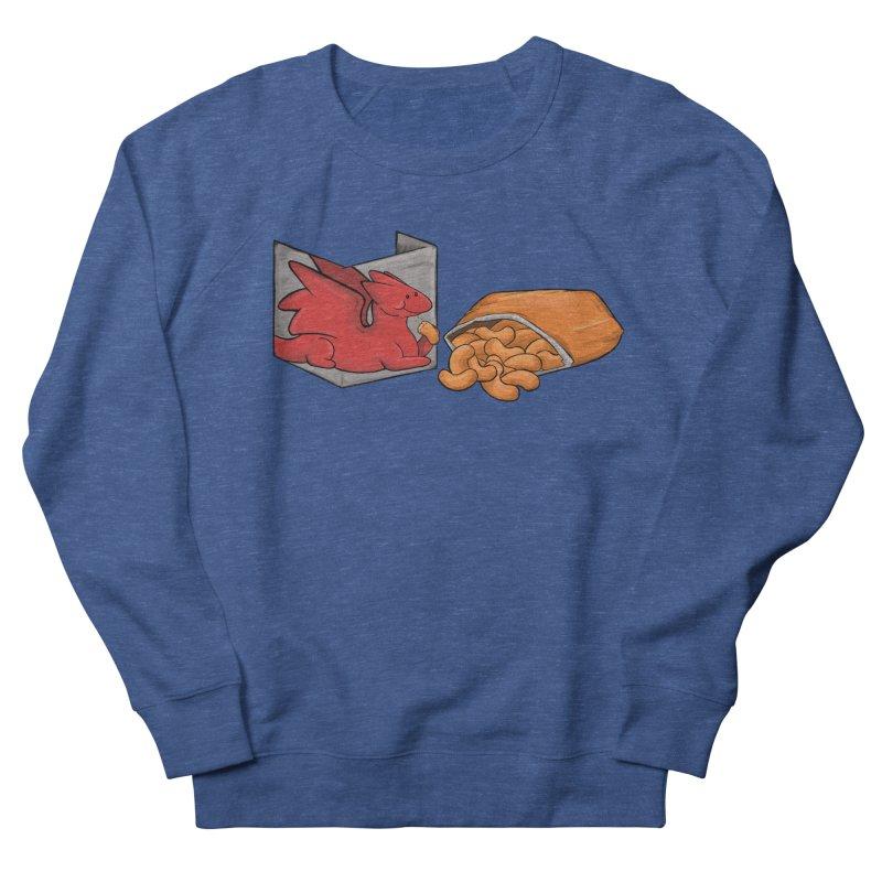Munchies Men's French Terry Sweatshirt by DnDoggos's Artist Shop