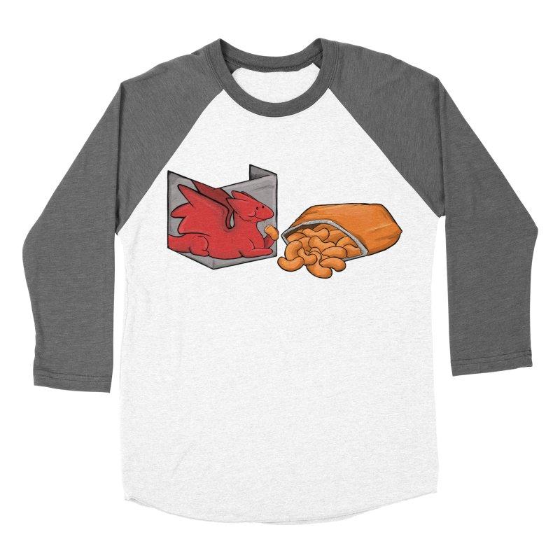 Munchies Women's Longsleeve T-Shirt by DnDoggos's Artist Shop