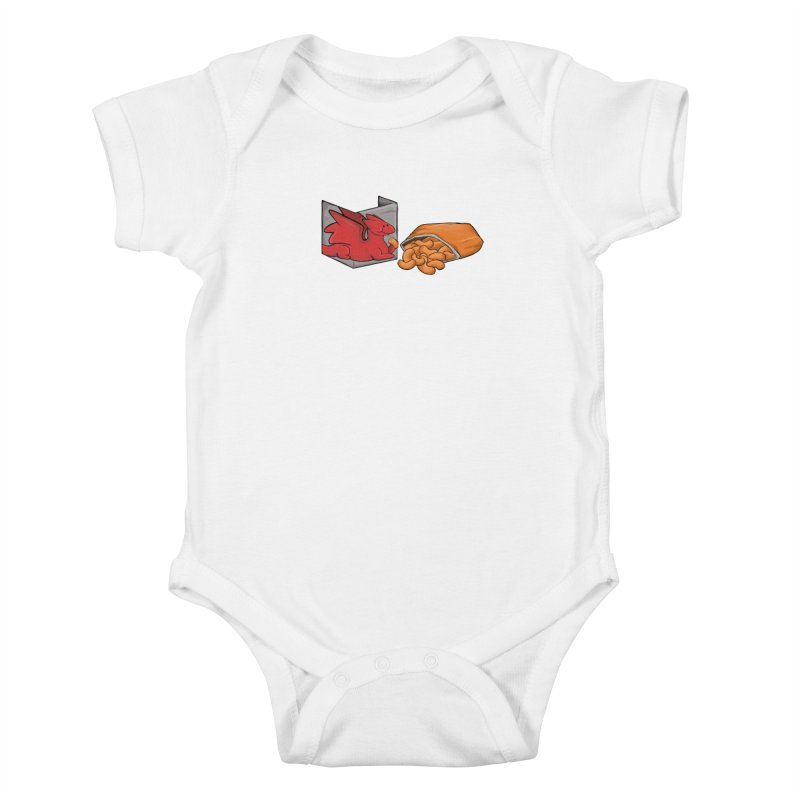 Munchies Kids Baby Bodysuit by DnDoggos's Artist Shop