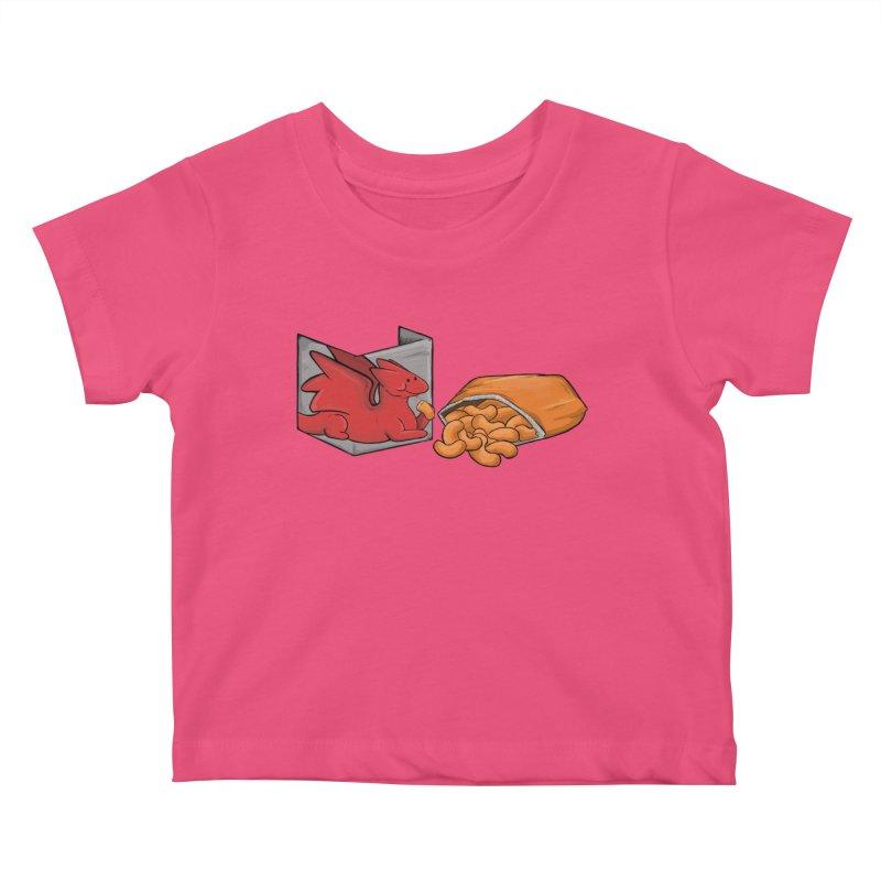 Munchies Kids Baby T-Shirt by DnDoggos's Artist Shop