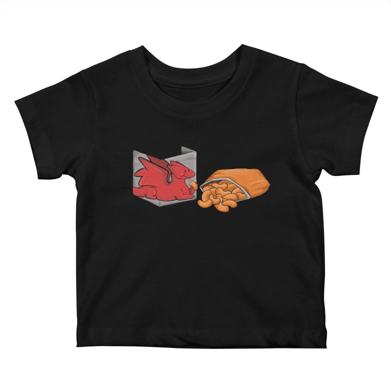 Munchies Kids Baby T-Shirt by DnDoggos's Artist Shop