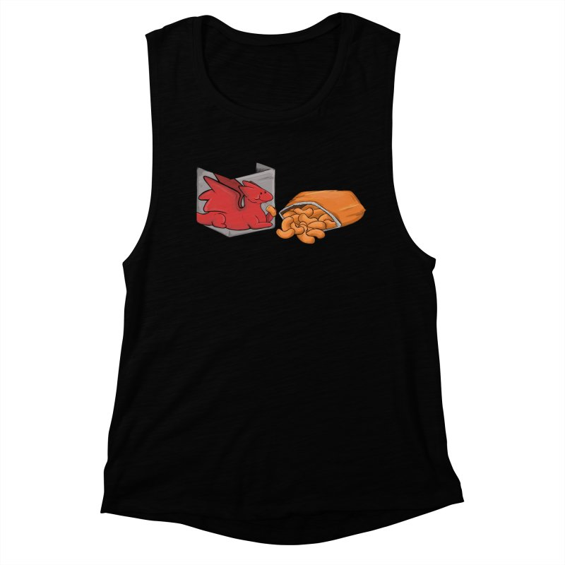 Munchies Women's Tank by DnDoggos's Artist Shop