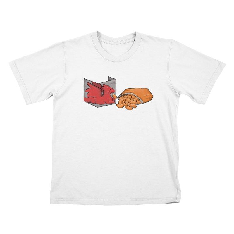 Munchies Kids T-Shirt by DnDoggos's Artist Shop