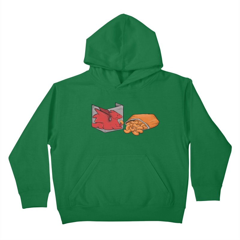 Munchies Kids Pullover Hoody by DnDoggos's Artist Shop