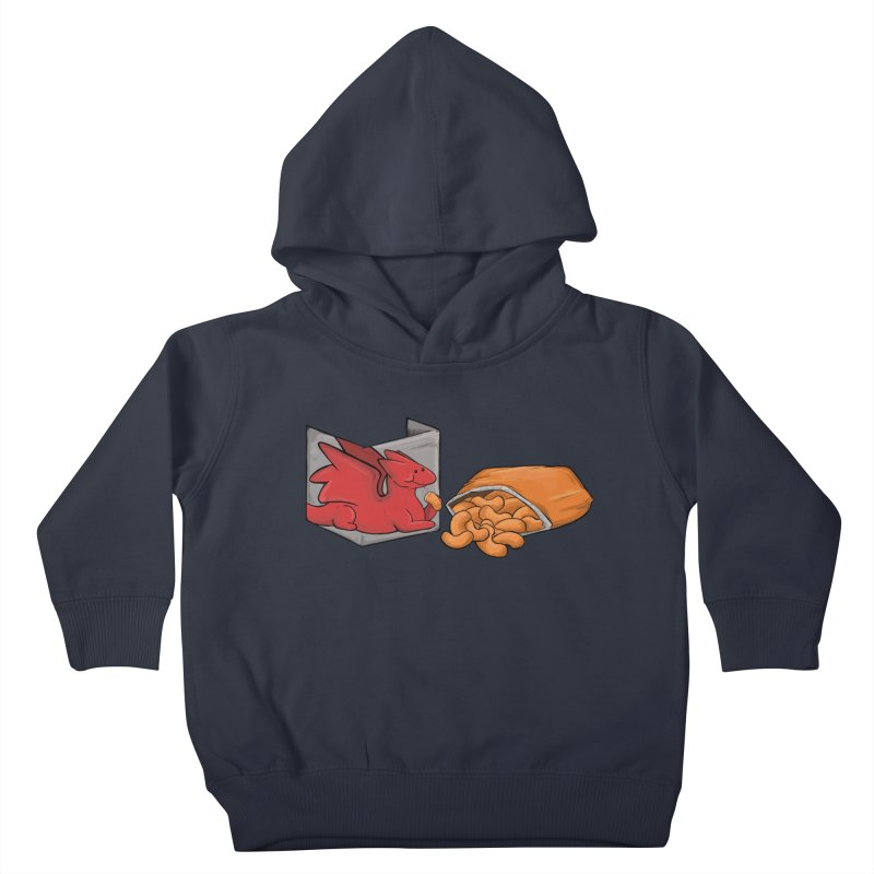 Munchies Kids Toddler Pullover Hoody by DnDoggos's Artist Shop