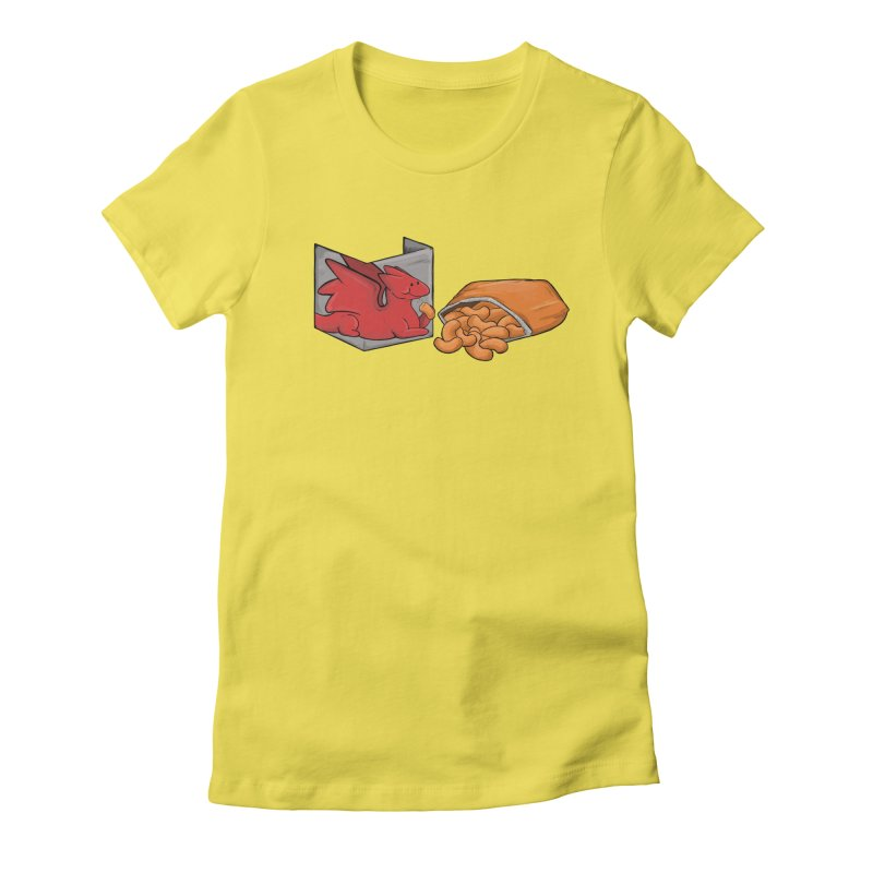Munchies Women's T-Shirt by DnDoggos's Artist Shop