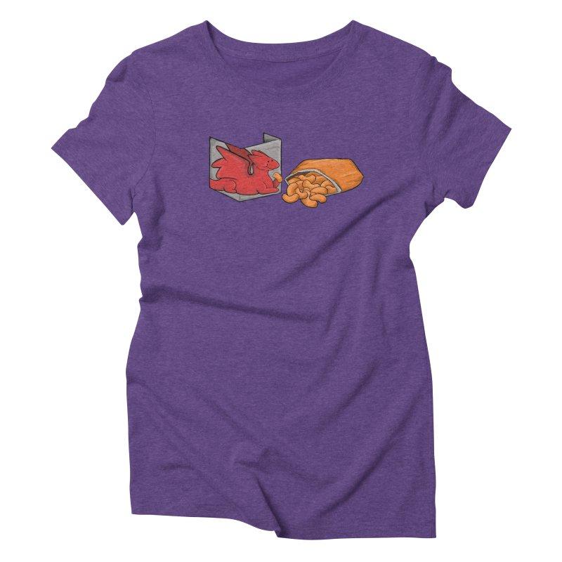 Munchies Women's Triblend T-Shirt by DnDoggos's Artist Shop