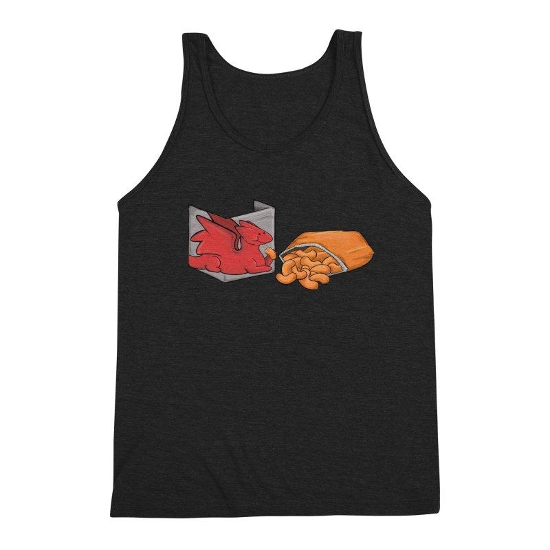 Munchies Men's Triblend Tank by DnDoggos's Artist Shop