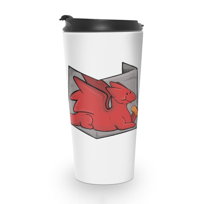 Munchies Accessories Travel Mug by DnDoggos's Artist Shop