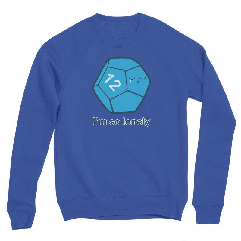 Lonely d12 Women's Sweatshirt by DnDoggos's Artist Shop