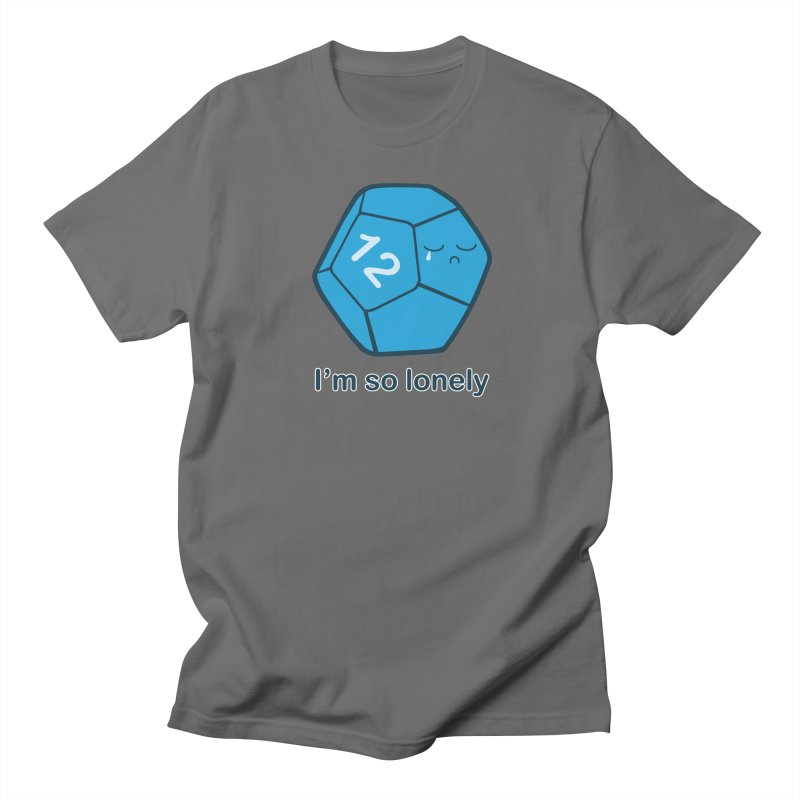 Lonely d12 Women's T-Shirt by DnDoggos's Artist Shop