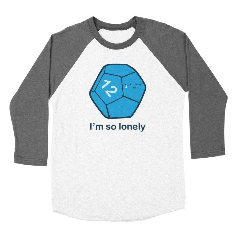 Lonely d12 Women's Longsleeve T-Shirt by DnDoggos's Artist Shop