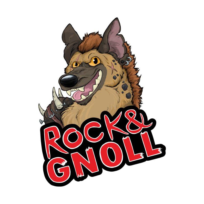 Rock & Gnoll Accessories Notebook by DnDoggos's Artist Shop