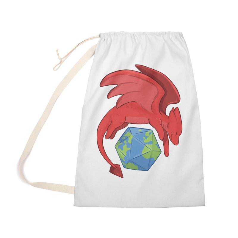 DnD Earth Day Accessories Bag by DnDoggos's Artist Shop