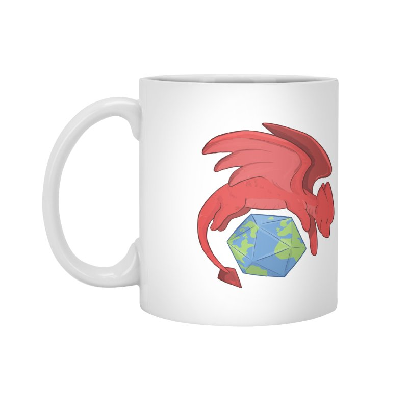 DnD Earth Day Accessories Mug by DnDoggos's Artist Shop