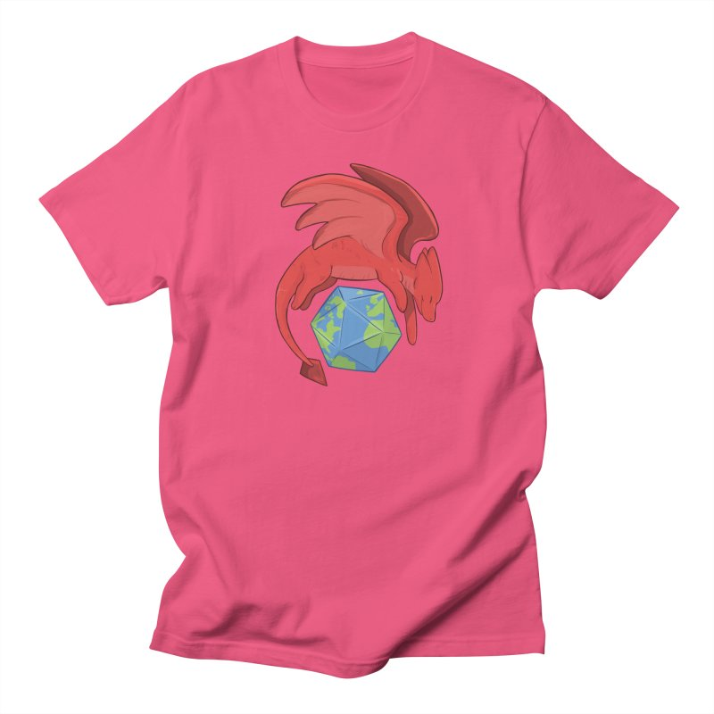 DnD Earth Day Men's T-Shirt by DnDoggos's Artist Shop