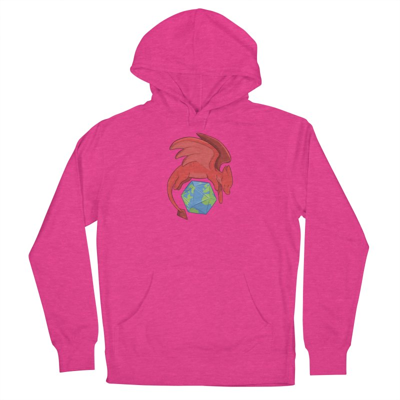 DnD Earth Day Men's Pullover Hoody by DnDoggos's Artist Shop