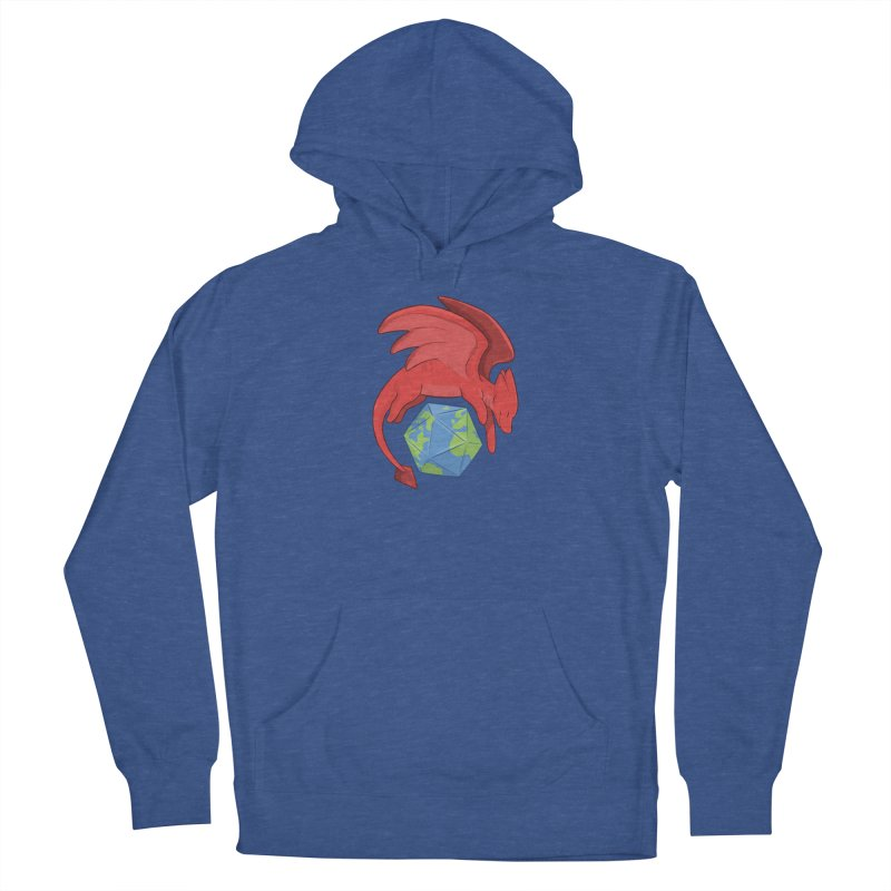 DnD Earth Day Men's Pullover Hoody by DnDoggos's Artist Shop