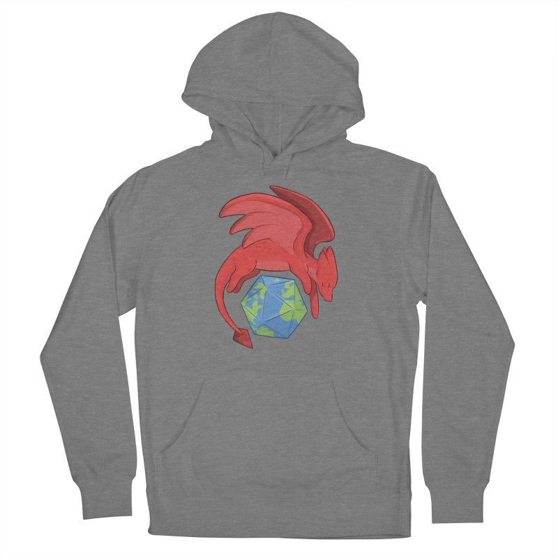 DnD Earth Day Women's Pullover Hoody by DnDoggos's Artist Shop