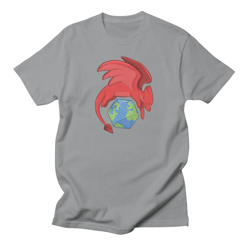 DnD Earth Day Women's Regular Unisex T-Shirt by DnDoggos's Artist Shop