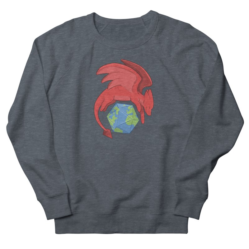 DnD Earth Day Men's Sweatshirt by DnDoggos's Artist Shop