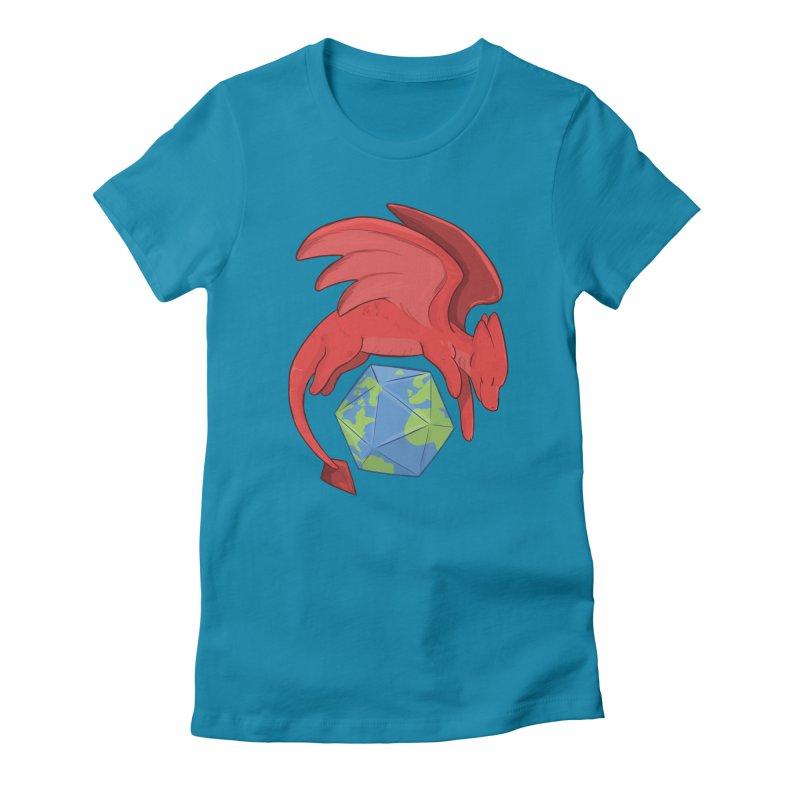 DnD Earth Day Women's T-Shirt by DnDoggos's Artist Shop