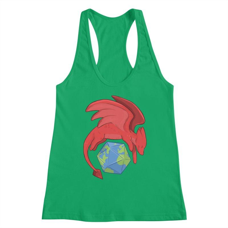 DnD Earth Day Women's Tank by DnDoggos's Artist Shop