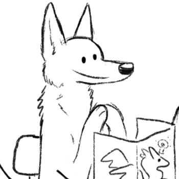 DnDoggos's Artist Shop Logo