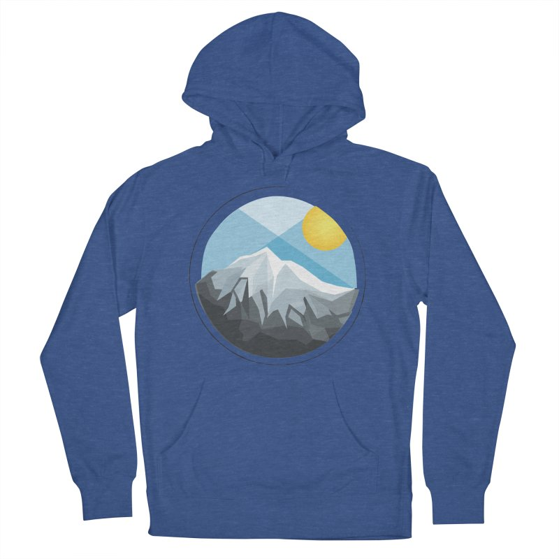 Summer Summit Men's Pullover Hoody by dnvr's Shop