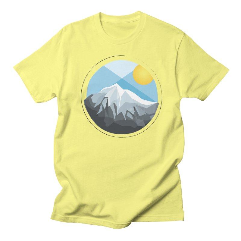 Summer Summit Men's T-shirt by dnvr's Shop