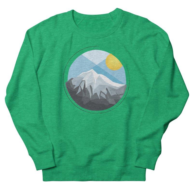 Summer Summit Men's Sweatshirt by dnvr's Shop