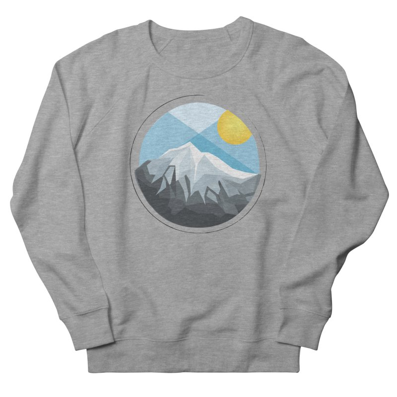 Summer Summit Men's Sweatshirt by dnvr's Shop