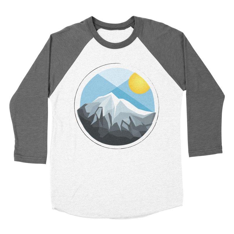 Summer Summit Men's Baseball Triblend T-Shirt by dnvr's Shop